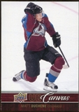 2012/13 Upper Deck Canvas #C24 Matt Duchene