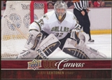 2012/13 Upper Deck Canvas #C27 Kari Lehtonen
