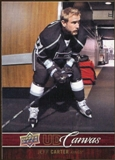 2012/13 Upper Deck Canvas #C40 Jeff Carter