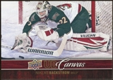 2012/13 Upper Deck Canvas #C42 Niklas Backstrom