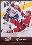 2012/13 Upper Deck Canvas #C44 Josh Gorges