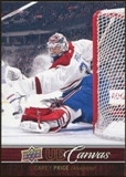 2012/13 Upper Deck Canvas #C45 Carey Price