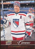 2012/13 Upper Deck Canvas #C57 Brad Richards