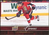 2012/13 Upper Deck Canvas #C60 Erik Karlsson