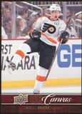 2012/13 Upper Deck Canvas #C62 Daniel Briere