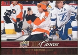 2012/13 Upper Deck Canvas #C63 Scott Hartnell