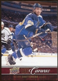 2012/13 Upper Deck Canvas #C75 Kevin Shattenkirk