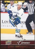 2012/13 Upper Deck Canvas #C81 Daniel Sedin