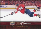 2012/13 Upper Deck Canvas #C84 Alexander Ovechkin
