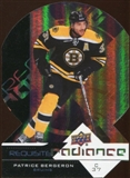 2012/13 Upper Deck Requisite Radiance #RR5 Patrice Bergeron