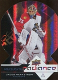 2012/13 Upper Deck Requisite Radiance #RR21 Jacob Markstrom