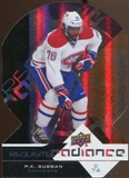 2012/13 Upper Deck Requisite Radiance #RR28 P.K. Subban