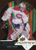 2012/13 Upper Deck Requisite Radiance #RR29 Carey Price