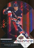 2012/13 Upper Deck Requisite Radiance #RR36 Marian Gaborik