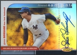2003 Finest #GG Goose Gossage Finest Moments Refractor Auto