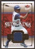 2007 Fleer Ultra Swing Kings Materials #AS Alfonso Soriano