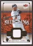 2007 Fleer Ultra Swing Kings Materials #GS Gary Sheffield