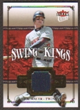 2007 Fleer Ultra Swing Kings Materials #JM Joe Mauer