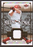 2007 Fleer Ultra Swing Kings Materials #JT Jim Thome