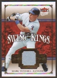 2007 Fleer Ultra Swing Kings Materials #TE Mark Teixeira
