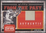 2010 Panini Century #12 Jim Rice Blast from the Past Jersey #178/250