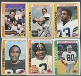 1978 Topps Football Partial Set (NM-MT)