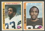 1978 Topps Football Complete Set (NM-MT)