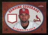 2007 Fleer Genuine Coverage #AP Albert Pujols