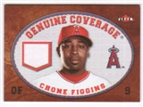 2007 Fleer Genuine Coverage #CF Chone Figgins