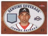 2007 Fleer Genuine Coverage #ES Johnny Estrada