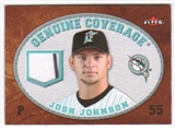 2007 Fleer Genuine Coverage #JJ Josh Johnson