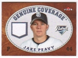 2007 Fleer Genuine Coverage #JP Jake Peavy