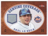 2007 Fleer Genuine Coverage #PL Paul LoDuca