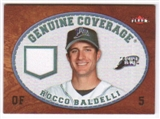 2007 Fleer Genuine Coverage #RB Rocco Baldelli