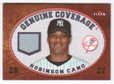 2007 Fleer Genuine Coverage #RC Robinson Cano