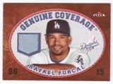 2007 Fleer Genuine Coverage #RF Rafael Furcal