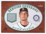 2007 Fleer Genuine Coverage #RS Richie Sexson