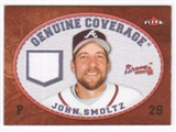 2007 Fleer Genuine Coverage #SM John Smoltz