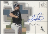 1999 SP Signature #BW Bryan Ward Auto