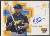 1999 SP Signature #EB Emil Brown Auto