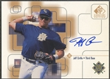 1999 SP Signature #JCI Jeff Cirillo Auto