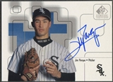 1999 SP Signature #JP Jim Parque Auto