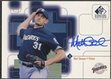 1999 SP Signature #MCL Matt Clement Auto