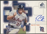 1999 SP Signature #ROB Robert Fick Auto