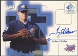 1999 SP Signature #TGL Troy Glaus Auto