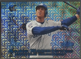 1998 Flair Showcase #7 Alex Rodriguez Legacy Collection Row 0 #057/100
