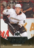 2010/11 Upper Deck #201 Cam Fowler YG RC Young Guns Rookie Card