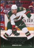 2010/11 Upper Deck #230 Maxim Noreau YG RC Young Guns Rookie Card