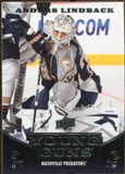 2010/11 Upper Deck #234 Anders Lindback YG