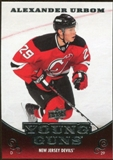 2010/11 Upper Deck #236 Alexander Urbom YG RC Young Guns Rookie Card